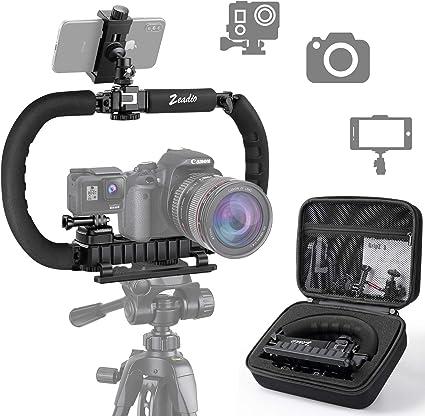Pro Video Stabilizing Handle Grip for Kodak EasyShare Z885 Vertical Shoe Mount Stabilizer Handle