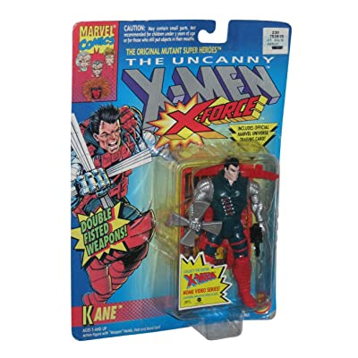 X-Men: X-Force Kane #2 Action Figure: Toys & Games