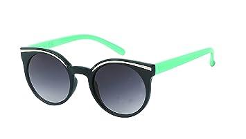 Chic Net Sonnenbrille Damen Vintage getönt 400UV Cat Eye