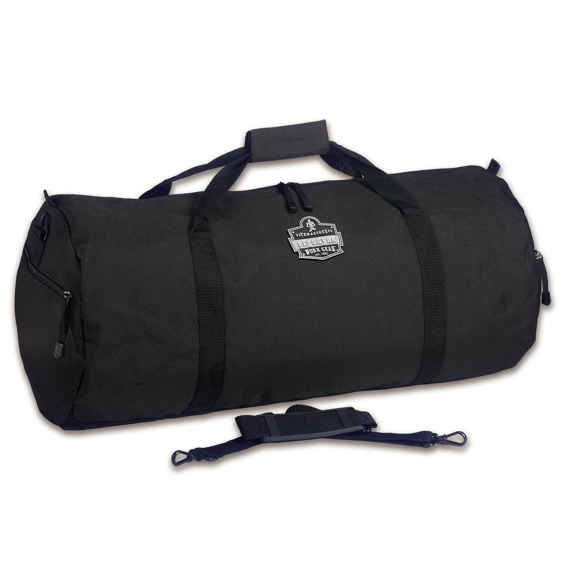 Ergodyne - GB5020P M Black Duffel Bag - Medium-Poly
