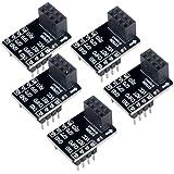 DIYmall ESP8266 ESP-01 ESP-01S Breakout Board Breadboard Adapter PCB for Serial Wifi Transceiver Network(pack of 5pcs)