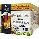 Brewer's Best - Home Brew Beer Ingredient Kit (5 gallon), (Kölsch)