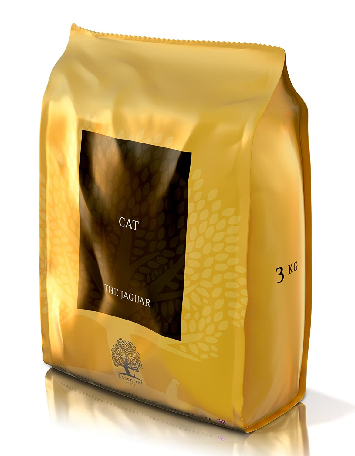 ESSENTIAL FOODS le Jaguar Chat Nourriture, 3 kg 2025