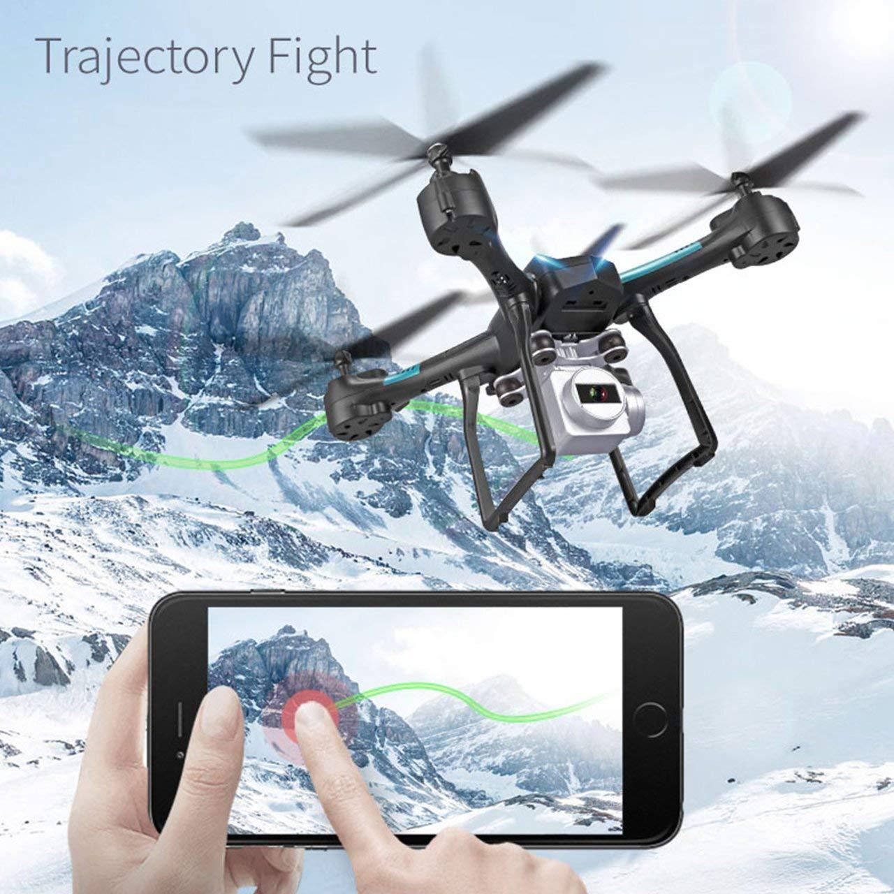 Jasnyfall Quadcopter Quadcopter Quadcopter S31 Headless Modus Mini RC Hubschrauber Drone 2,4 Ghz 6-Achsen Gyro 1080P Gelb cc2e9d