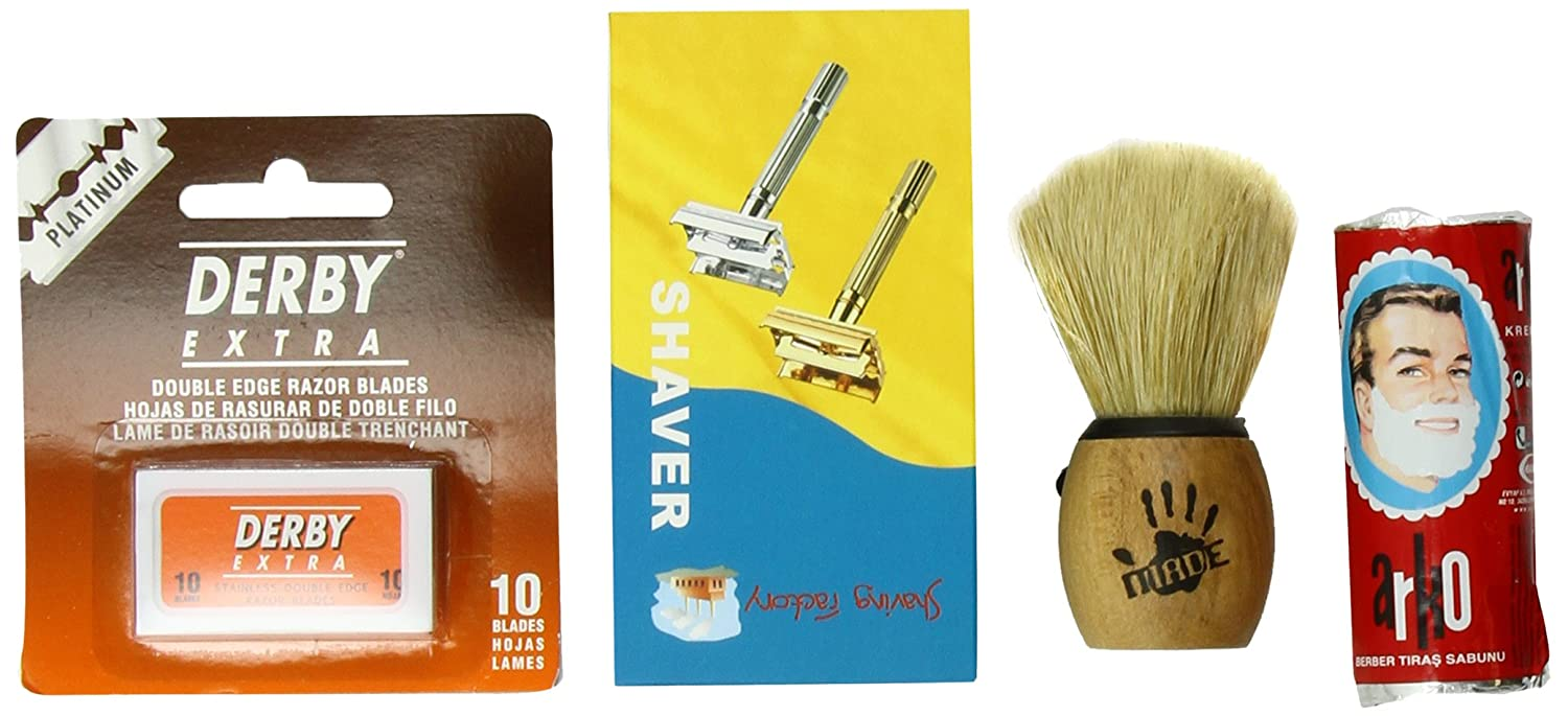 Shaving Factory SF293 Set for Men SF295
