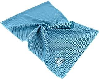 Luckiests AONIJIE Microfibra Asciugamano Correre Portatile Asciugamano Outdoor Camping Sport Pianura Tinta Asciugatura Rapida Fronte della Mano Asciugamano Morbido