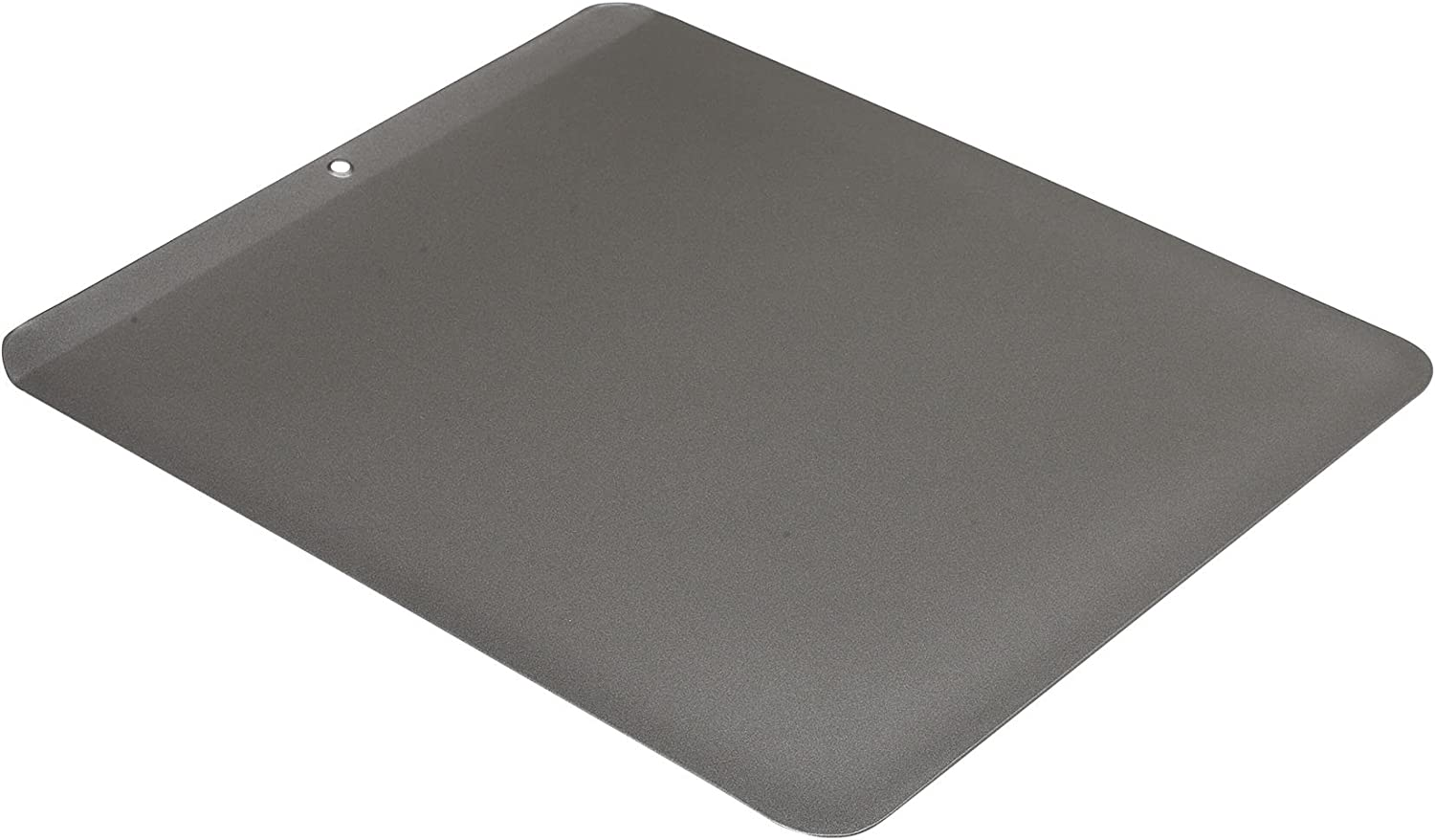 GoodCook Nonstick Insulated Slide off Baking Sheet, No Burnt Cookies, 13x16 inches, Grey