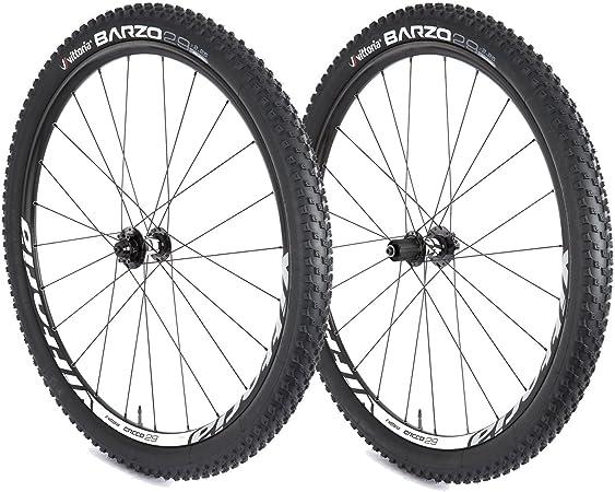 VITTORIA - 55436 : Juego de ruedas Vittoria Creed aluminio 29: Amazon.es: Coche y moto