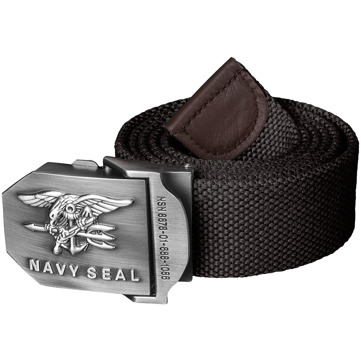 Helikon-Tex Mens Navy SEAL Belt Polyester Black