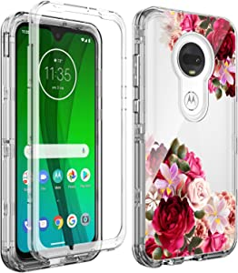 ACKETBOX Motorola G7 Case/Moto G7 Plus Case Heavy Duty… Giveaway