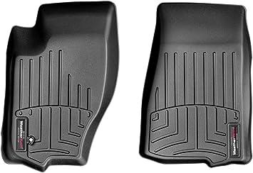 WeatherTech Custom Fit Front FloorLiner for Select Dodge//Jeep Models Black