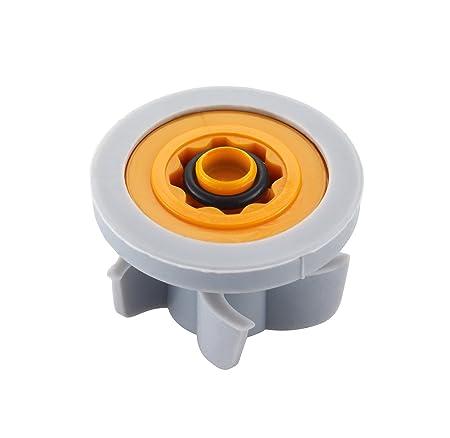 Neoperl Durchflussmengenregler 1/2 Zoll, 9 L/minuten, orange, 58909110