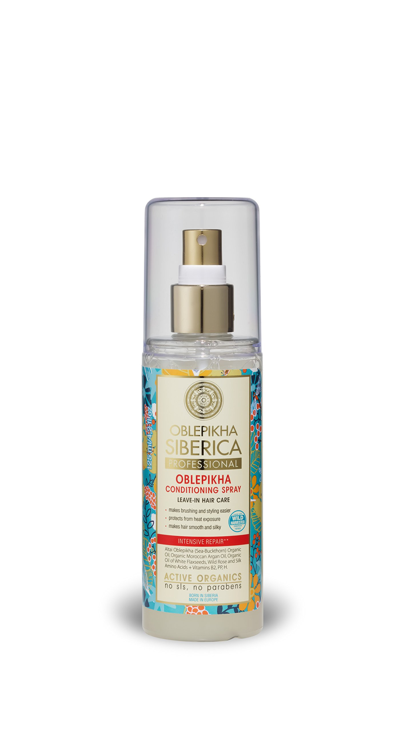 Natura Siberica Professional Oblepikha Conditioning Spray Leave-In 125Ml