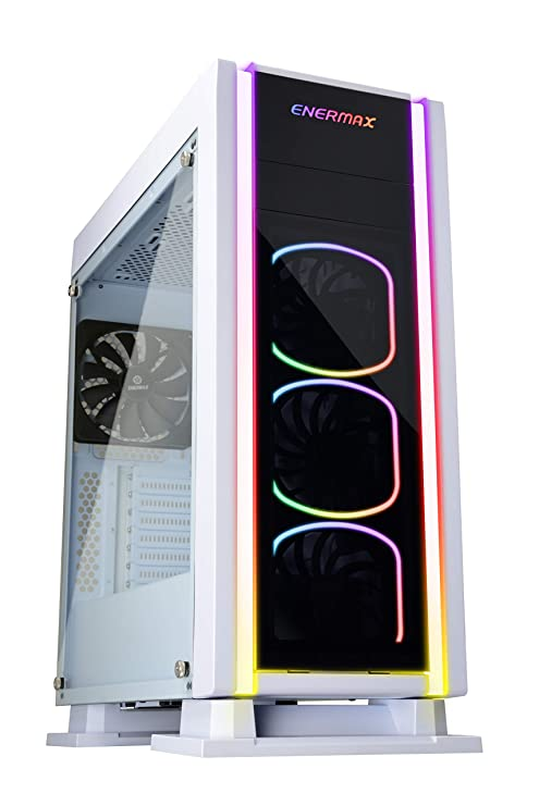 Amazon.com: Enermax ENERMAX Saberay ECA3500WA-RGB - Caja de ...