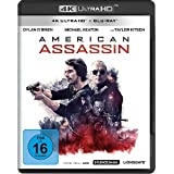 American Assassin  (+ Blu-ray) [4K Blu-ray]