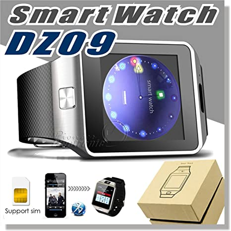 Amazon.com: Nueva DZ09 reloj inteligente bluetooth con ...