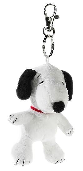 Snoopy Peanuts Plush Keychain: Amazon.es: Juguetes y juegos