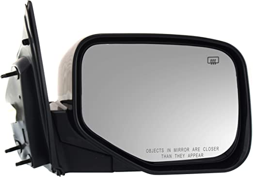 Fit System 63014H Driver Side Replacement OE Style Heated Power Folding Mirror