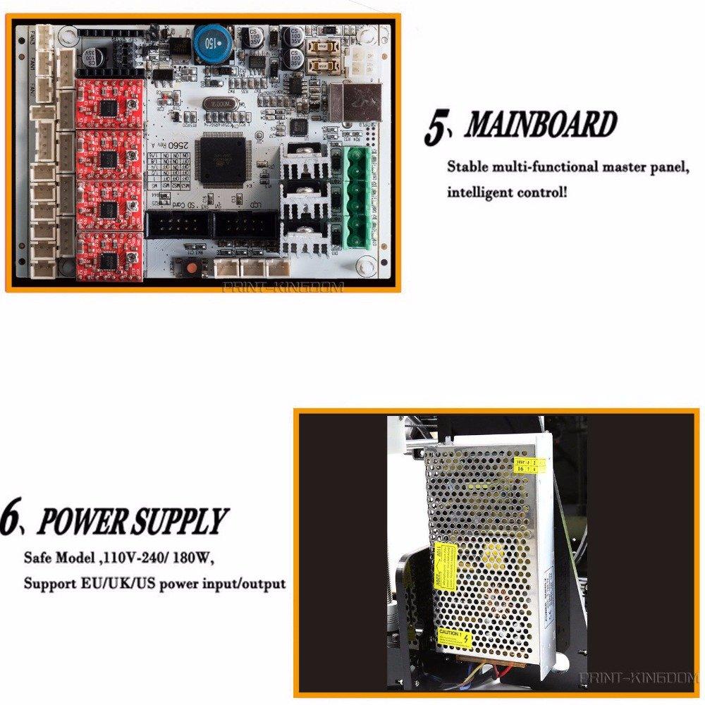 Velleman K8200 - Juego de Accesorios para Impresora 3D: Amazon.es ...