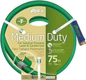 Teknor Apex Medium Garden Hose Size: 75' L x 0.63