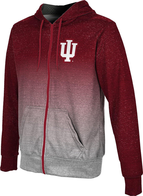 Ombre ProSphere Indiana University Boys Full Zip Hoodie