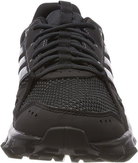 Adidas Rockadia, Zapatillas de Trail Running para Hombre, Gris (Carbon/Ftwbla/Azalre 000), 40 EU: Amazon.es: Zapatos y complementos