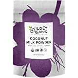 100% Certified Organic Coconut Milk Powder, Vegan, Dairy-Free, 1 Pound Wildly Organic