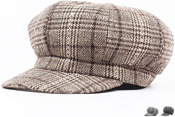 ICHIYON PLUS Japan Womens Sun Hat Linen Summer Newsboy Chemo Cap icas0188 14