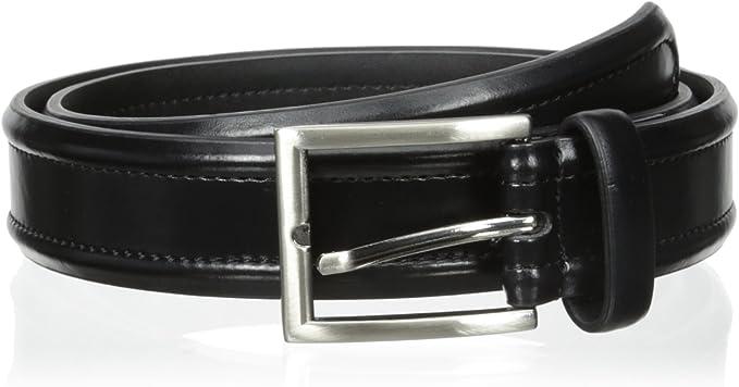 Florsheim Mens 32 mm Full Grain Leather Belt