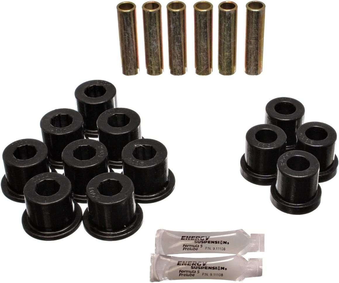 Energy Suspension 3.2108G GM 2 /& 4 X RR SPRING BUSHING