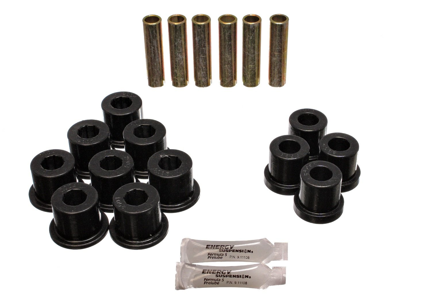 Energy Suspension 3.2108G Rear Spring Bush for GM 2 and 4WD