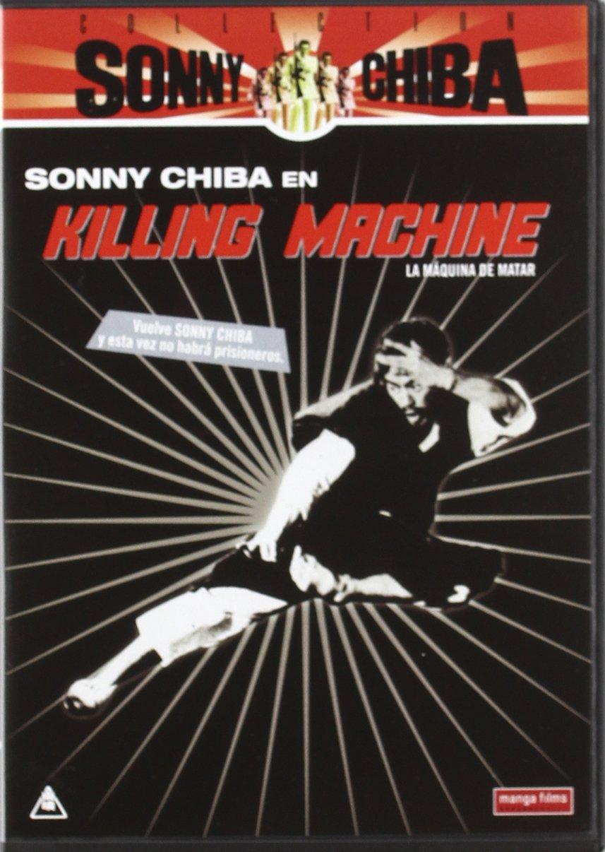Amazon.com: Soony Chiba - Killing Machine (Import Movie ...