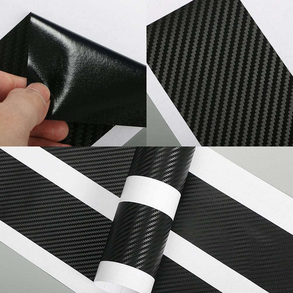for Chevrolet Cruze Door Sill Protector Carbon Fiber Sticker Door Entry Guard Door Sill Scuff Plate Stickers Auto Accessories 4pcs