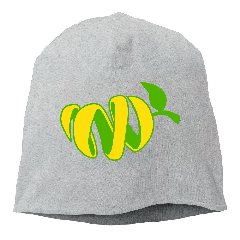 Fashion Solid Color Mango Art Fan Gift Hedging Cap for Unisex Black One Size