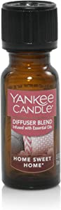 Yankee Candle Fragrance Oil Sweet Home Scent | for Ultrasonic Aroma Diffuser