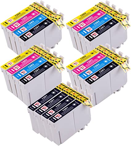 PerfectPrint Compatible Tinta Cartucho Reemplazo Para Epson Stylus ...