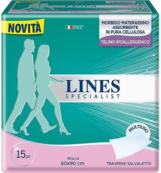22 opinioni per Lines Specialist Traversa, 60 X 90, 15 Pezzi