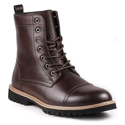 Metrocharm MC312 Men\'s Lace Up Cap Toe Fashion Oxford Boot   Oxford & Derby [3Bkhe0606791]