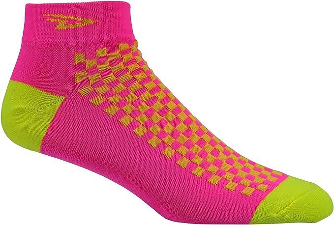 DeFeet Speede Checkerboard Socks