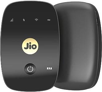 JioFi 4G Hotspot M2S 150 Mbps Jio 4G Portable Wi-Fi...