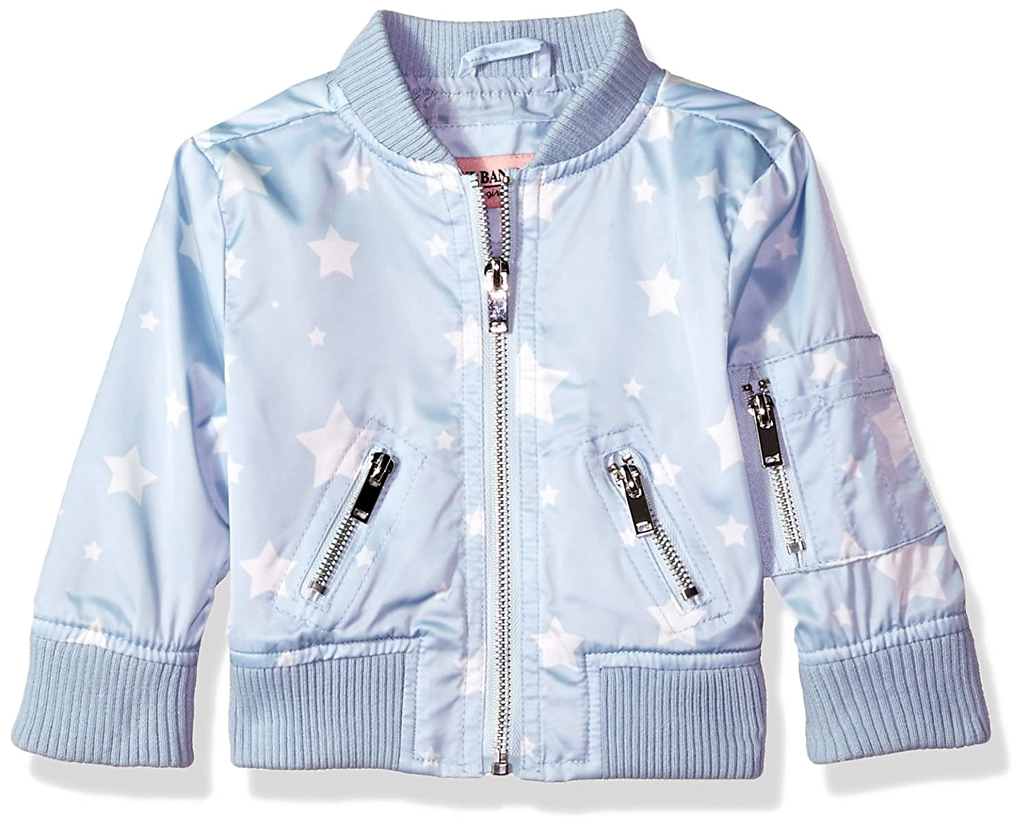 910e79b2b20d Amazon.com  Urban Republic Baby Girls Bomber Jacket