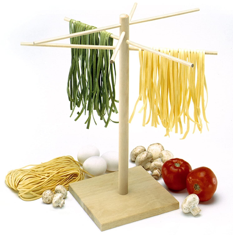 Norpro Pasta Drying Rack, Beige 1048