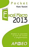 Excel macro 2013 (Pocket)