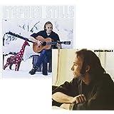 Stephen Stills 1 and 2 - Stephen Stills 2 CD Album Bundling