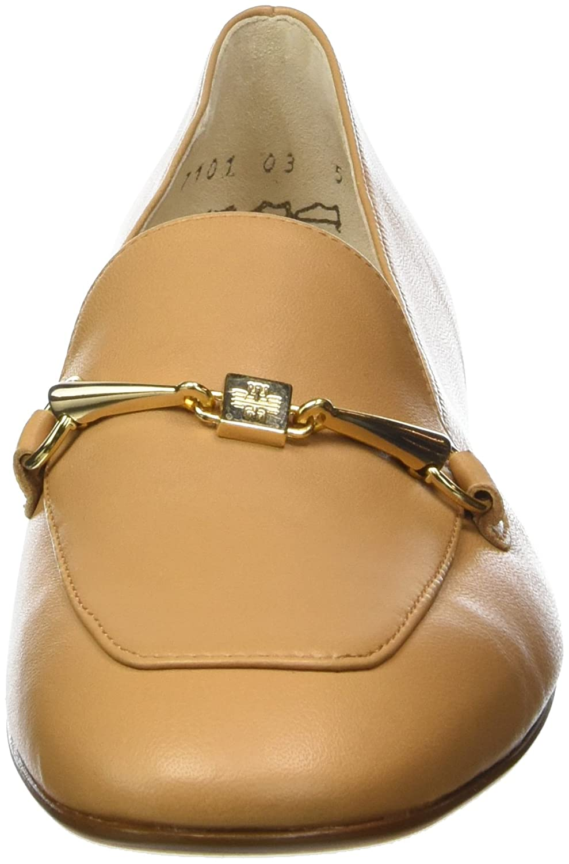 HÖGL Damen 3-10 1510 (Caramel1500) 1500 Slipper Braun (Caramel1500) 1510 6ba621