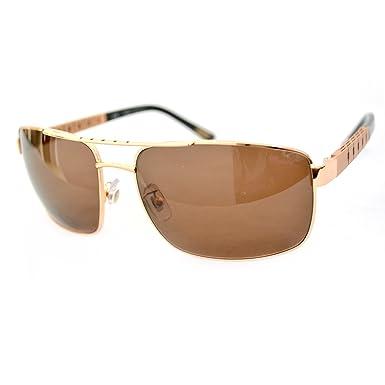 Amazon.com: Chopard anteojos de sol SCH A58 Color 624Z Cobre ...