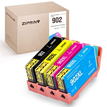 Amazon.com: [NUEVA CHIP] ZIPRINT Cartucho de tinta ...