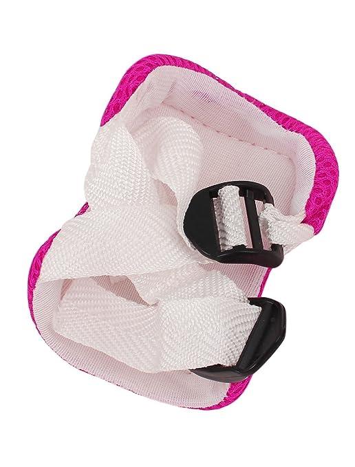 Amazon.com: eDealMax Deporte al aire Libre del Protector del patinaje sobre ruedas de Palm Codo Rodilla Guardia Apoyo Conjunto 6 en 1: Health & Personal ...