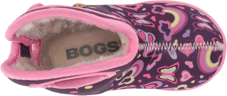 BOGS Chaussure de berceau isolante imperm/éable pour b/éb/é