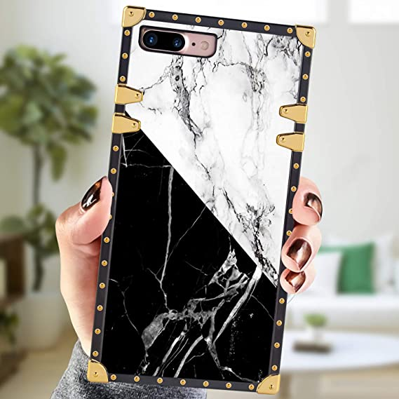black marble case iphone 8